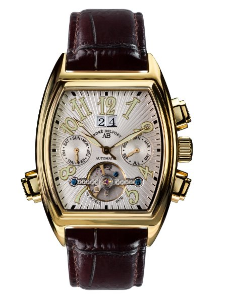 Andre Belfort Royale Date gold weiss